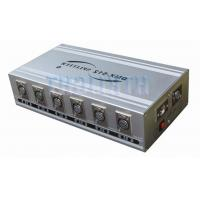 Cheap 6 Way DMX Signal Splitter And Amplifier CE RoHS Certification For Lighting Show for sale