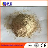 Cheap Powder High Alumina Castable Refractory Cement high chemical resistance wholesale