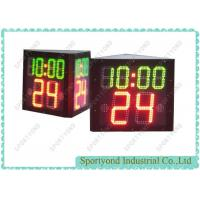 Cheap Three face electronic basketball shot clocks and game timer for sale