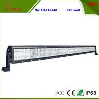 Cheap 240W 41.5 Inch Double Row off-Road LED Light Bar for Trailer, Truck, Jeep and ATV for sale