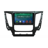 Cheap Android Mitsubishi Pajero Car Stereo 2G ROM  + 32G Ram With Car Os Android for sale