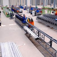 Cheap Automactic Ceiling Drywall Stud And Track Roll Forming Machine PLC Control System for sale