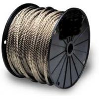 Quality ISO9001 Supply High Strong A2 A4 SUS304 316 Stainless Steel Wire Rope 7*19 4mm wholesale