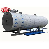 Cheap Horizontal Industrial Hot Oil Boiler, Gas Oil Fired Thermal Fluid Heater for Textile industry for sale