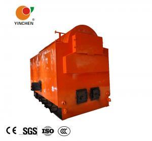 Cheap Industrial Biomass Fired Steam Boiler 6 Ton 8 Ton 10 Ton Conveyor Feeding Mode for sale