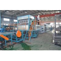 Cheap Corrugated Paper Egg Tray Manufacturing Machine 6 - Layers Dryer Drum Type for sale