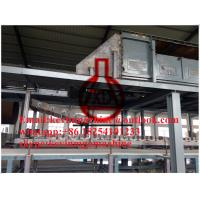 Cheap 2 - 60mm Thickness Magnesium Oxide Board Production Line for External Wall Panel Insulation for sale