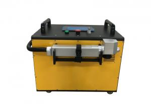 Cheap 7 Inch Touch Screen 60W Rust Cleaning Laser Machine for sale