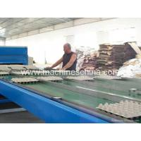 Cheap paper egg tray machine pulp molding machinery for sale