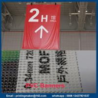 Cheap Outdoor Hanging PVC Vinyl Banners Printing for sale