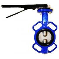 Cheap Split Stem Without Pin Butterfly Valve for sale
