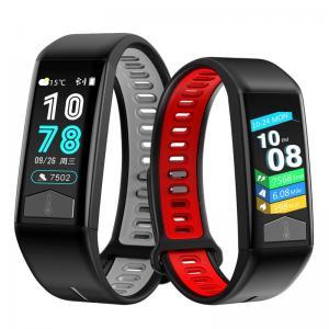 Cheap Bracelet Wrist Temperature Smart Watch Multifunctional Fashionable Design for sale
