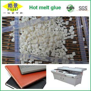 Cheap SGS , ROSH , FDA Certificated EVA Hot Melt Glue Adhesive With Milk Granule Appearence wholesale