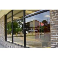 Cheap Bullet Proof Etched Insulated Glass Unit 12mm , Window Glass Thermal Insulation for sale