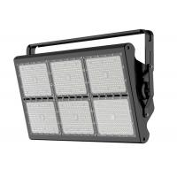 Cheap Soccer Field High Power Led Stadium Lights , Led Football Floodlights 1200W Meanwell Driver for sale