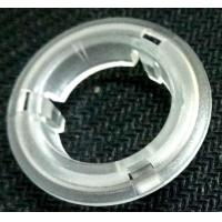 Cheap Halo ring  prototype mold for water boiler buttons , PC clear and fine texture surface light diffusing part for sale