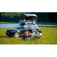 Cheap Hard Cover UV 50+ Roof Rack Pop Up Tent For Your Car 1 Year Warranty for sale