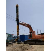 Cheap TYSIM KM260 Excavator Telescopic Clamshell Boom for Extending Construction Radius and Vertical Depth wholesale