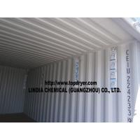 Cheap TOPDRY Calcium Chloride Desiccant Instead Of Molecular Sieve Desiccant for sale