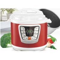 Cheap Round Shape Electric Pressure Cooker Energy Saving Fully Sealed Structure for sale