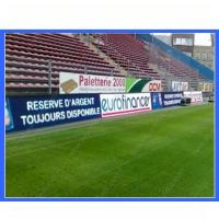 Cheap Live Broadcast Light Weight Outdoor Stadium Led Display Screen Rubber Roof P16 for sale