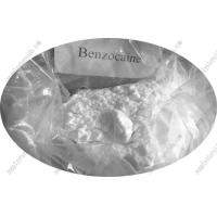Buy cheap Pharmaceutical Raw Materials Benzocaine/ Anesthesin/ Aethoform/ Ethyl 4-Aminobenzoate Anesthetic Anodyne from wholesalers