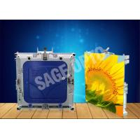Cheap High Resolution 1r1g1b Inside Led Screen Lightweight Aluminum Cabinet wholesale