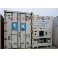 Cheap Special Forwarder Refrigerated Shipping Container In Sea Freight for sale