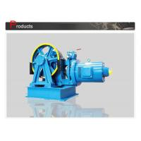 Cheap Constant Torque Geared Traction Machine / Traction Elevator Components SN-TMYJ220 wholesale
