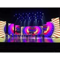 Cheap P3.91 P4.81 indoor rental stage background led display big screen wall wholesale