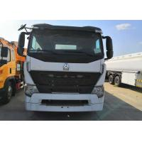 China A7 6 * 4 Oil Delivery Truck 380 Horse Power Q345 Material With 20cbm Tank on sale