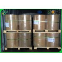 China White Printing Jumbo Roll Paper 787mm Width 60gsm With Virgin Wood Pulp on sale