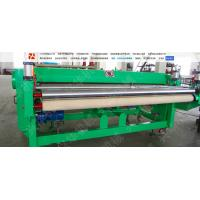 Buy cheap Hige Speed Automatic Carpet Cutting Machine , Non Woven Fabric Cutter Frequency from wholesalers