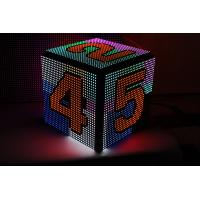 Cheap 64 x 64 Pixels P2.5 P3 P4 Indoor full color LED display module without using the ribbon cable for sale