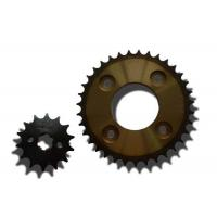 Cheap Durable 1045 Steel Motorcycle Sprocket Chain For Suzuki Motorbike Parts for sale