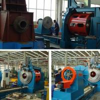 Cheap V Shaped Johnson Wire Screen Welding Machine , Welded Wire Mesh Machine for sale