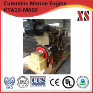 Cheap Cummins marine propulsion engine for fishing ship KTA19-M640 for sale