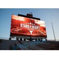 Cheap SMD3535 Billboard LED Display Advertising Screen 6500 Nits With Time Management for sale