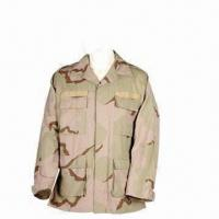 Cheap Safety Coat Made of Cotton Ripstop for sale