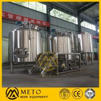 2000l used craft beer brewing kettle with certificate of for Craft kettle brewing equipment