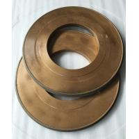 Cheap Flat Abrasive Diamond Grit Grinding Wheel Resin Bonded Thickness 40mm Width 10mm for sale