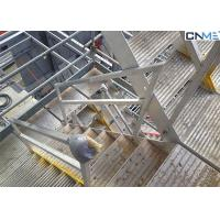 Cheap Convenient And Safe Frame Scaffolding System / Structural Shoring Systems for sale