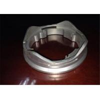 China CF3M Stainless Steel Clamps Mechanical T Outlet P Clamp For Bar Mounts OEM Investment on sale