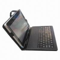 Cheap Keyboard for iPad, with New Design PU Leather Case for sale