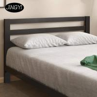 China Durable Metal Pipe Bed , Black Iron Pipe Bed Frame Customizable Design on sale