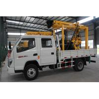 Cheap Truck-mounted Water Well drilling rig for sale