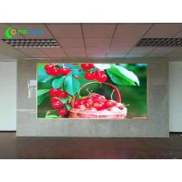Cheap SMD 2121 3528 Fine Pitch LED Display 3840HZ/S Refresh Easy Calculated Indoor for sale