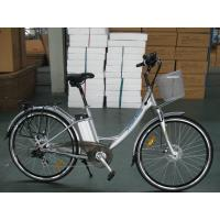 Cheap Li-Ion 1000W Lithium Battery Electric Powered Bicycles For Shopping for sale