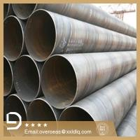 Cheap Good quality Spiral Steel oil well casing Pipe for sale