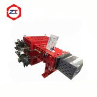 Cheap Twin Screw Machine Speed Reducer Gearbox , Red Industrial Planetary Gearbox for sale